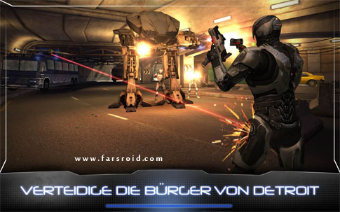 Download RoboCop™ Android Apk + Obb Game - New FREE