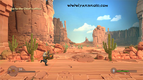 Download Rochard Android Apk + Obb - New Game FREE