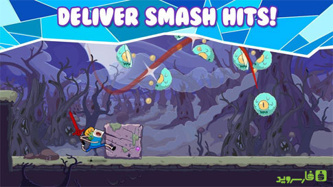 Download Rock Bandits - Adventure Time Android Apk + Obb SD - Google Play