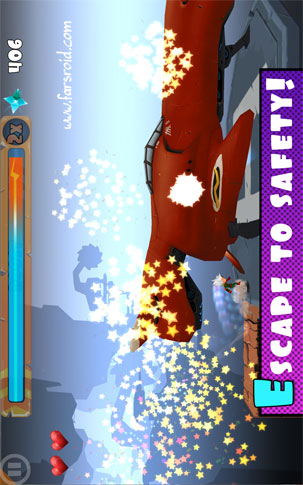 Rock Runners Android Game بازی اندروید