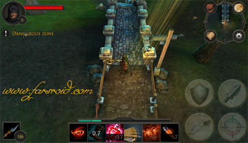 Download Rogue: Beyond The Shadows Android Apk + Obb - New FREE
