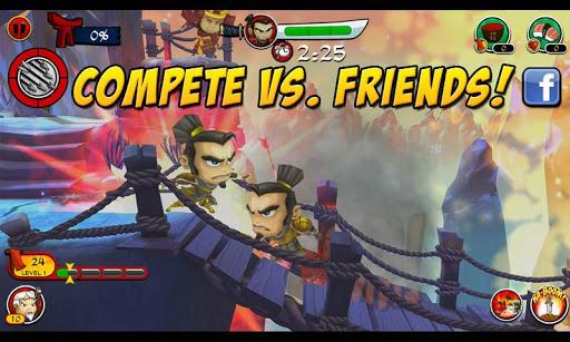 دانلود SAMURAI vs ZOMBIES DEFENSE 2 2.1.0 – بازی سامورایی و زامبی ها اندروید + دیتا
