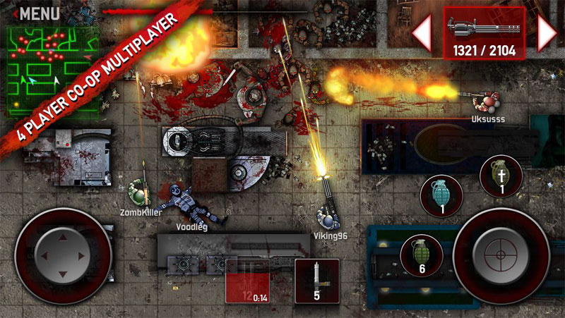 SAS: Zombie Assault 3 Android