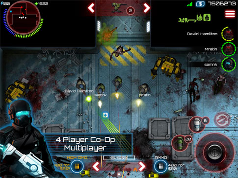 SAS: Zombie Assault 4 Android - بازی اندروید
