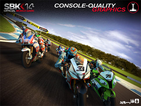SBK14 Official Mobile Game Android