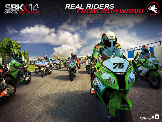 Download SBK14 Official Mobile Game Android Apk + Obb SD - Google Play
