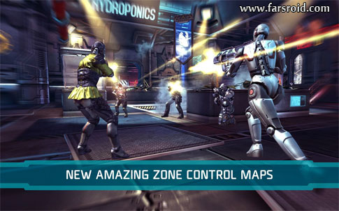 SHADOWGUN: DeadZone Android