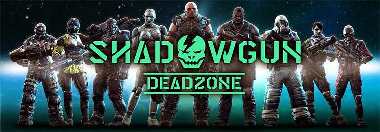 دانلود SHADOWGUN: DeadZone - بازی چند نفره آنلاین اندروید + دیتا