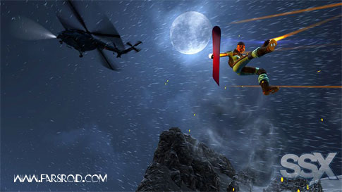 Download SSX By EA SPORTS Android Apk - NEW FREE