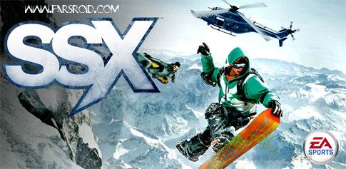 دانلود SSX By EA SPORTS - بهترین بازی اسنوبورد اندروید !!!