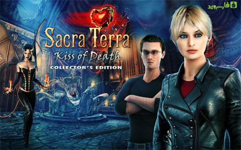 دانلود Sacra Terra: Kiss of Death - بازی بوسه مرگ اندروید + دیتا