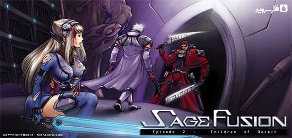 دانلود Sage Fusion 2 - بازی نقش آفرینی اندروید + دیتا