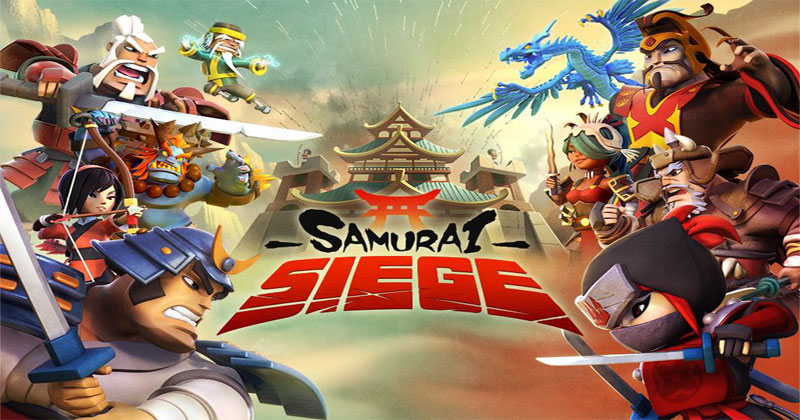 دانلود Samurai Siege - بازی اعتیادآور سامورایی اندروید!