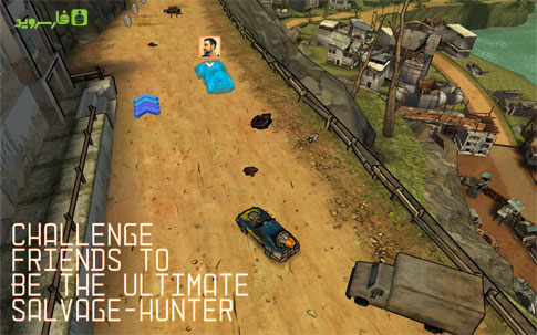 Download Scorched - Combat Racing Android Apk + Obb SD - Google Play