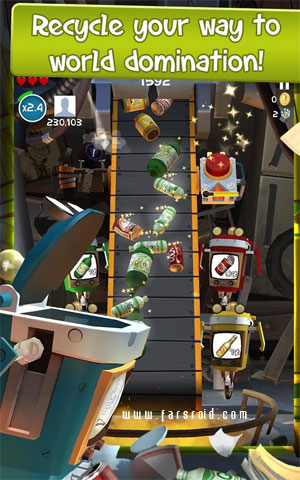 Download Scrap Squad Android Apk + Mod - Google Play FREE