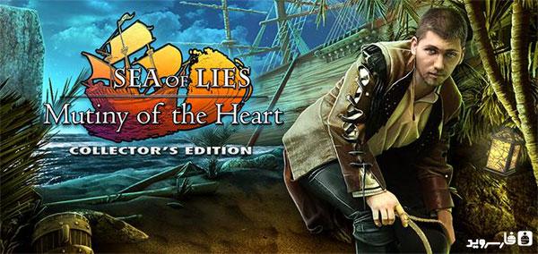 دانلود Sea of Lies: Mutiny of Heart - بازی پازل اندروید + دیتا