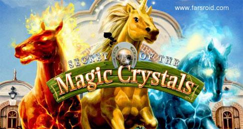 دانلود Secret of the Magic Crystals - بازی مدیریت مزرعه اندروید