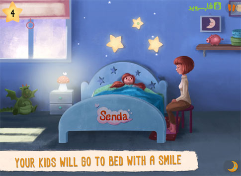 Senda and the Glutton Dragon Android - بازی جدید اندروید
