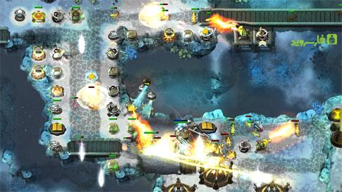 Sentinel 4: Dark Star Android - بازی جدید اندروید