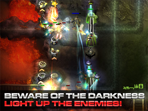 Sentinel 4: Dark Star Android - گیم اندروید