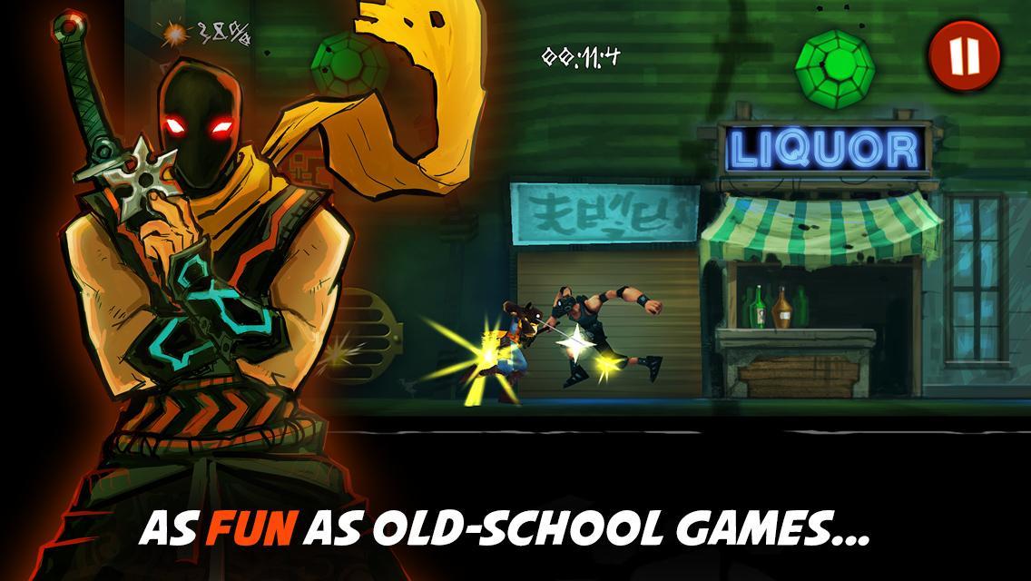 Shadow Blade Android - بازی اندروید