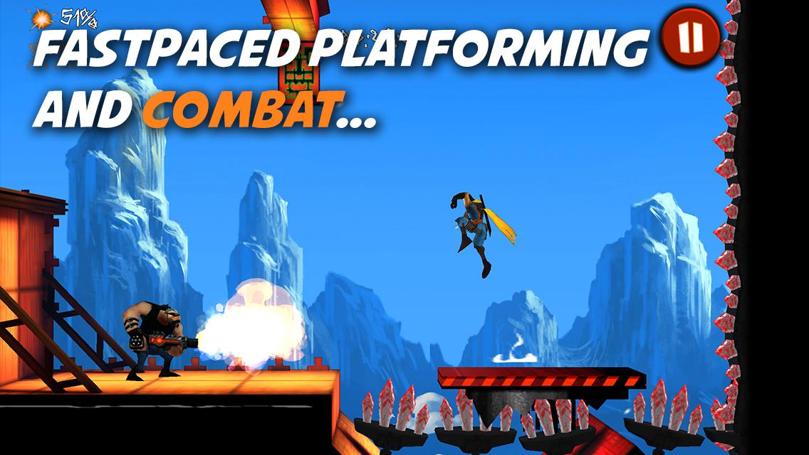 Shadow Blade Android - بازی اندروید