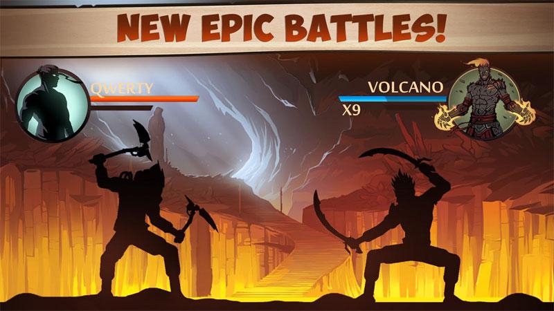 Shadow Fight 2 Android - بازی جدید اندروید