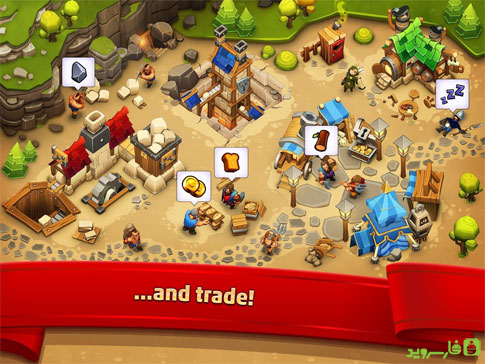 Shadow Kings Android - بازی جدید اندروید