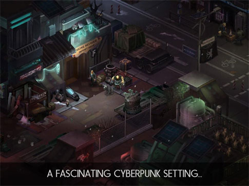 Shadowrun: Dragonfall - DC Android