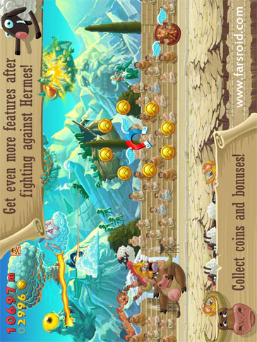 Sheep Happens Android Game بازی اندروید