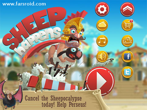 Download Sheep Happens Android Game Apk - NEW