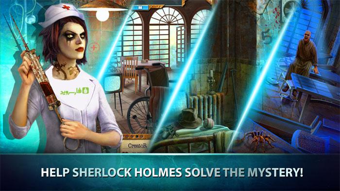 دانلود Sherlock Holmes Adventure HD - بازی ماجراجویی شرلوک هلمز اندروید + دیتا