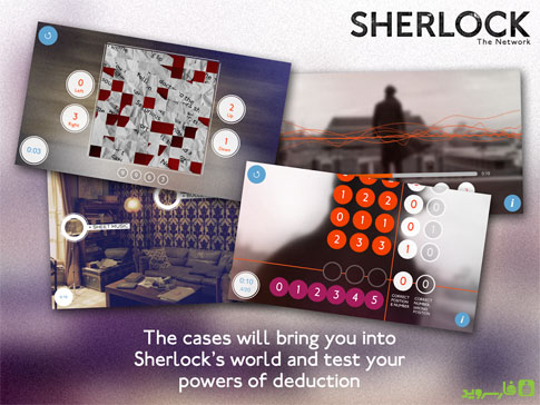 Download Sherlock: The Network Android Apk + SD - Google Play