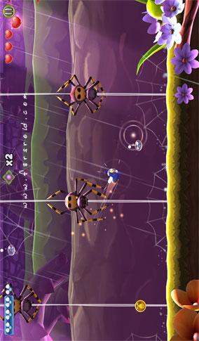 Shiny The Firefly - بازی جدید اندروید