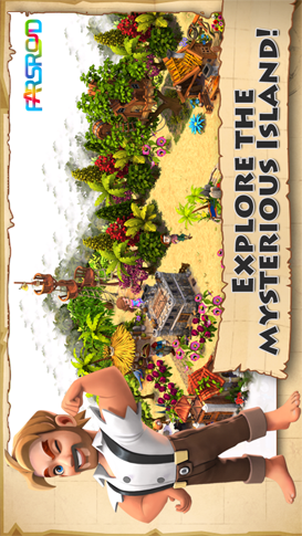 Shipwrecked: Lost Island Android بازی اندروید