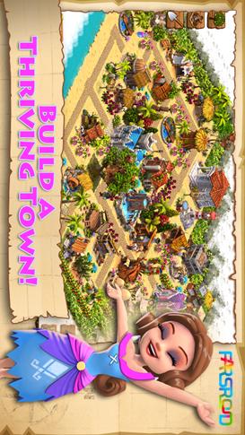 دانلود Shipwrecked: Lost Island 3.3.6 – بازی جزیره ی گم شده اندروید
