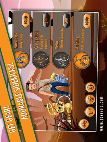 Sidekick Cycle - بازی اندروید