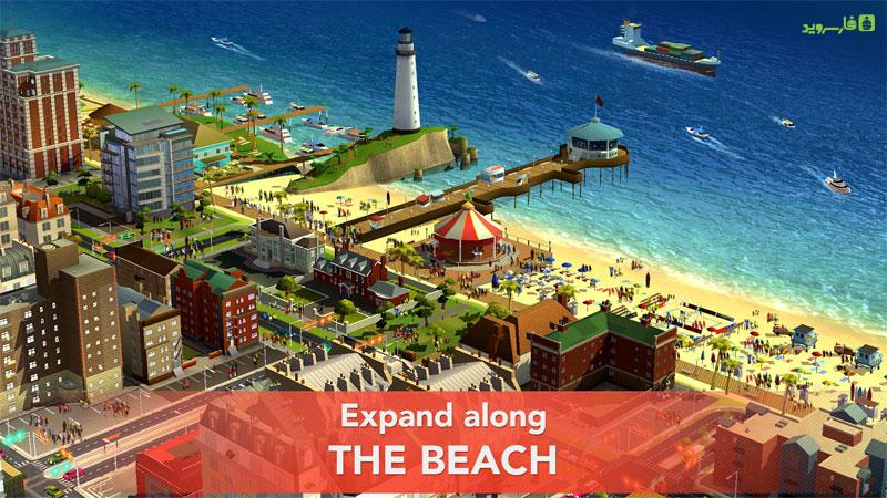 دانلود SimCity BuildIt 1.29.2.89138 - بهترین بازی شهرسازی اندروید + مود