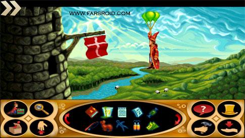 Simon the Sorcerer 2 Android - بازی اندروید - جدید