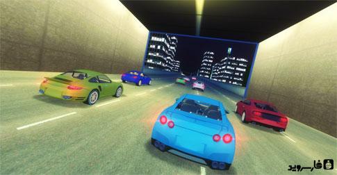 Sixth Gear 2 Android - بازی ماشین سواری اندروید
