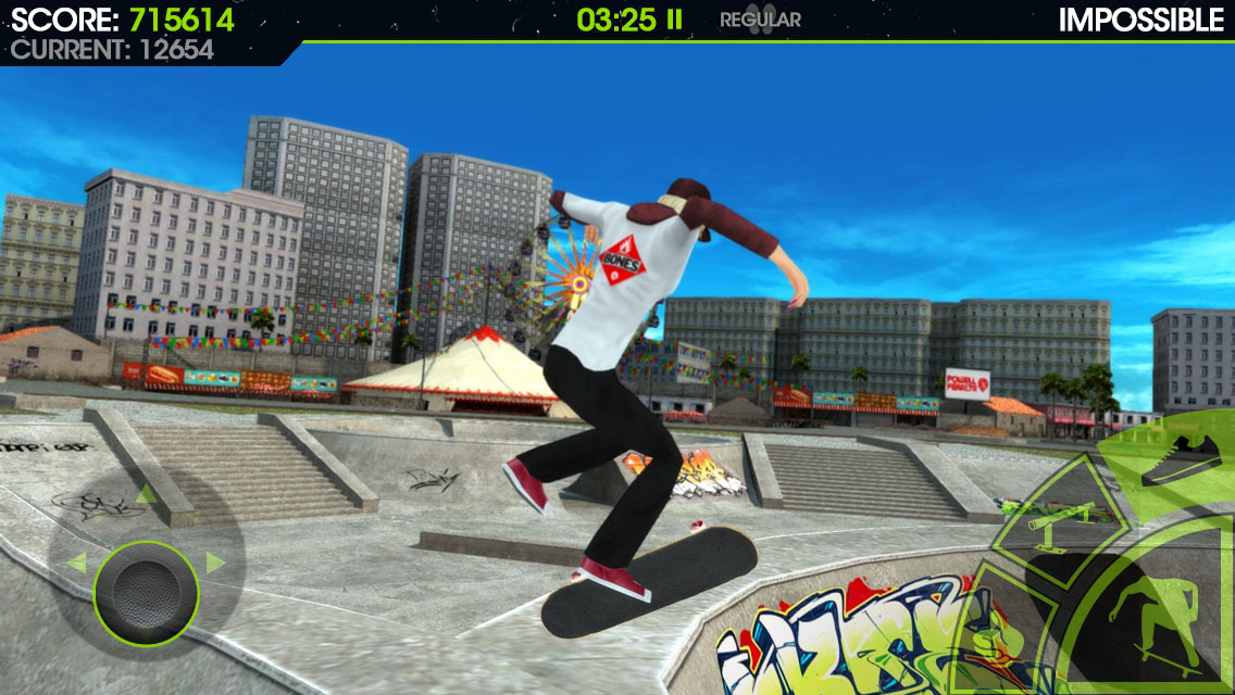 Skateboard Party 2 Android بازی اندروید