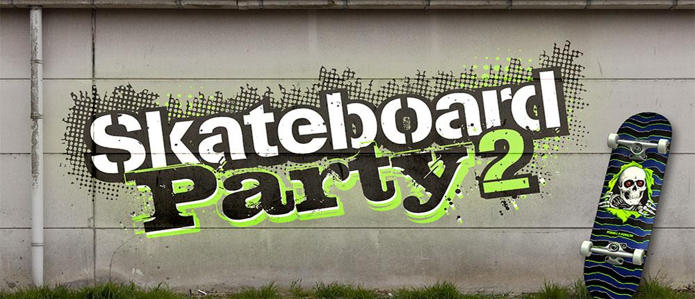 دانلود Skateboard Party 2 - بازی اسکیت بورد پارتی 2 اندروید + دیتا
