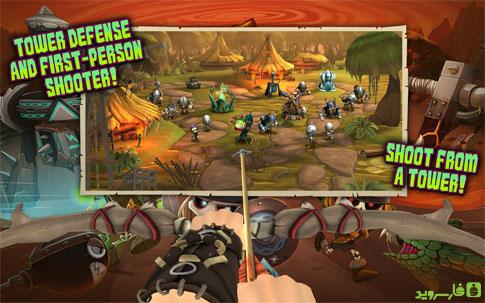 Skull Legends Android - بازی جدید اندروید