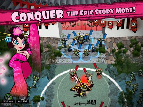 Skulls of the Shogun Android - بازی جدید اندروید