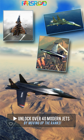 Sky Gamblers: Air Supremacy Android بازی اندروید