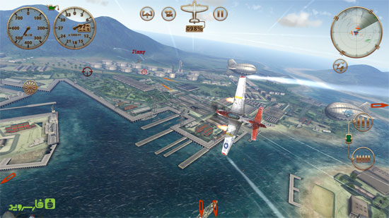 Sky Gamblers: Storm Raiders Android