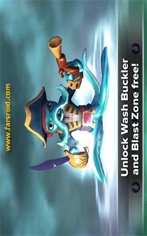 Skylanders Battlegrounds™ Android بازی اندروید