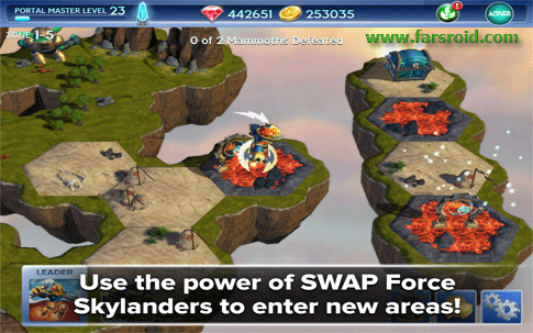Download Skylanders Battlegrounds™ Android Apk + OBB - NEW