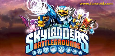 دانلود Skylanders Battlegrounds ™ - بازی اکشن اندروید + دیتا