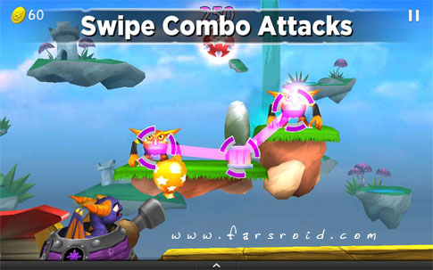 Download Skylanders Cloud Patrol Android Apk + Obb - New Google Play
